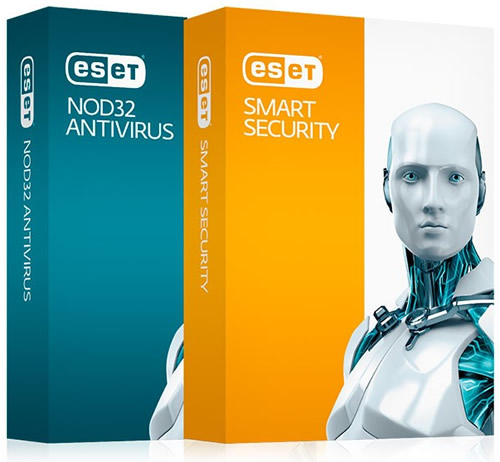 kit seguridad idesoft: antivirus eset nod32
